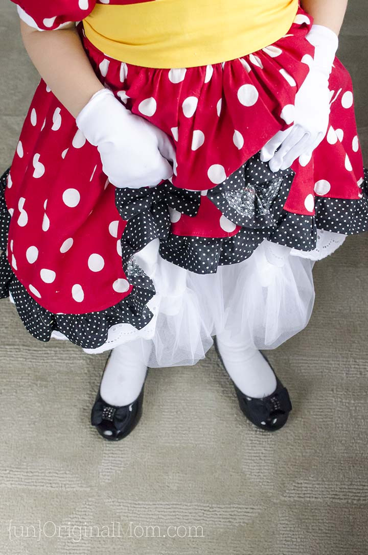 Best ideas about DIY Minnie Mouse Costume . Save or Pin The Perfect DIY Minnie Mouse Costume unOriginal Mom Now.