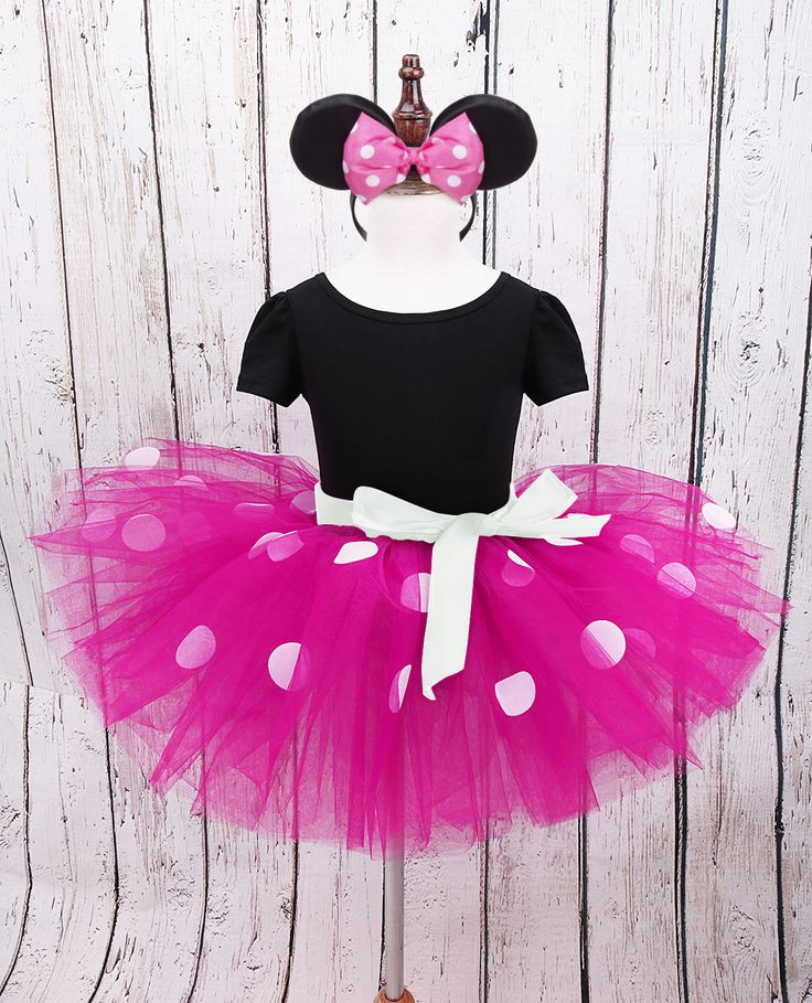 Best ideas about DIY Minnie Mouse Costume Tutu . Save or Pin Best 25 Mini mouse tutu ideas on Pinterest Now.