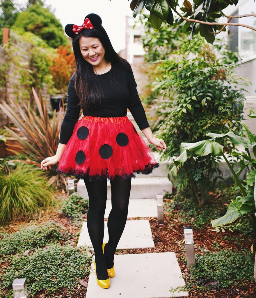 Best ideas about DIY Minnie Mouse Costume Tutu . Save or Pin Tutu Minnie Minnie Mouse Costume Ideas Now.