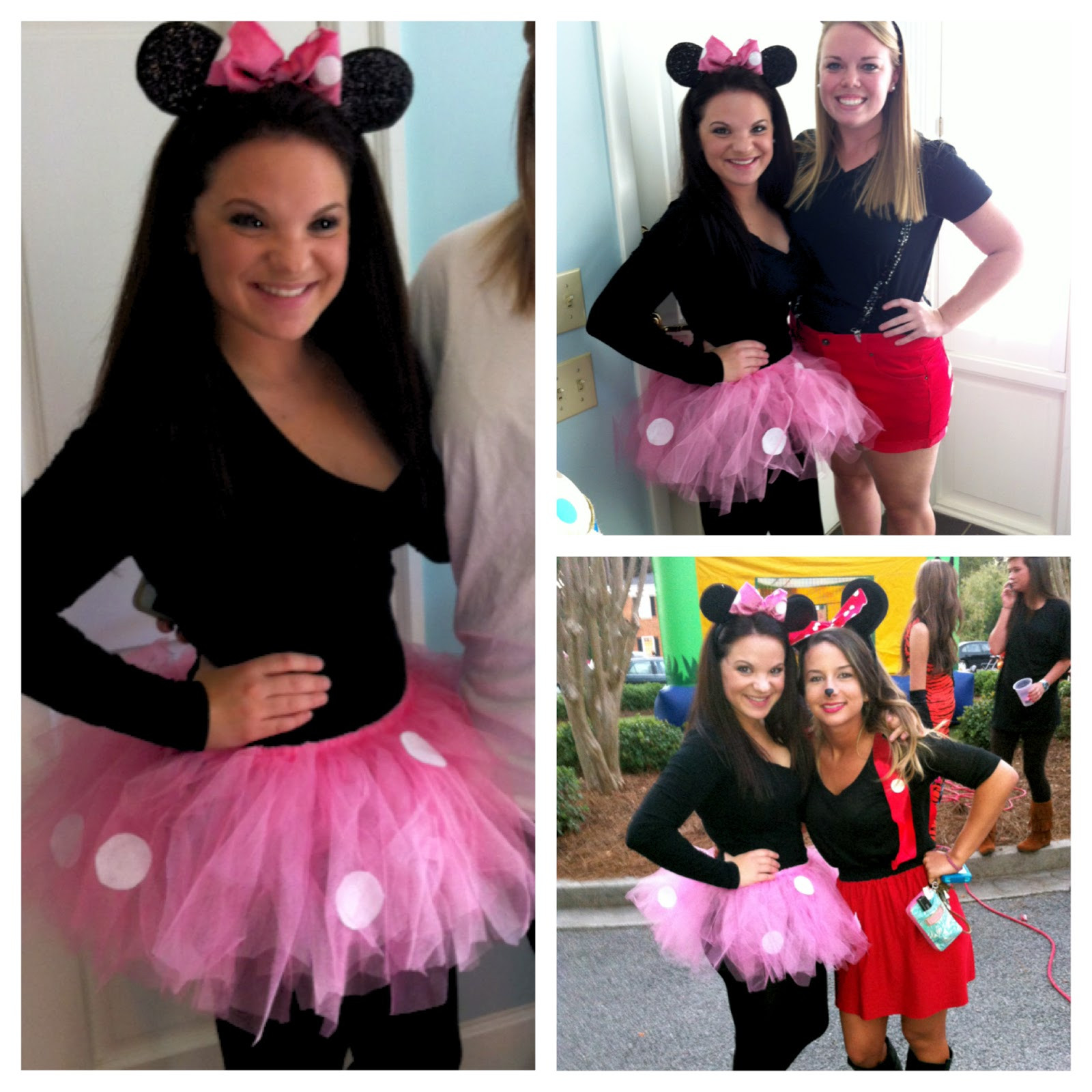 Best ideas about DIY Minnie Mouse Costume Tutu . Save or Pin Short With a Side of Sass DIY Spotlight Minnie Mouse Tutu Now.