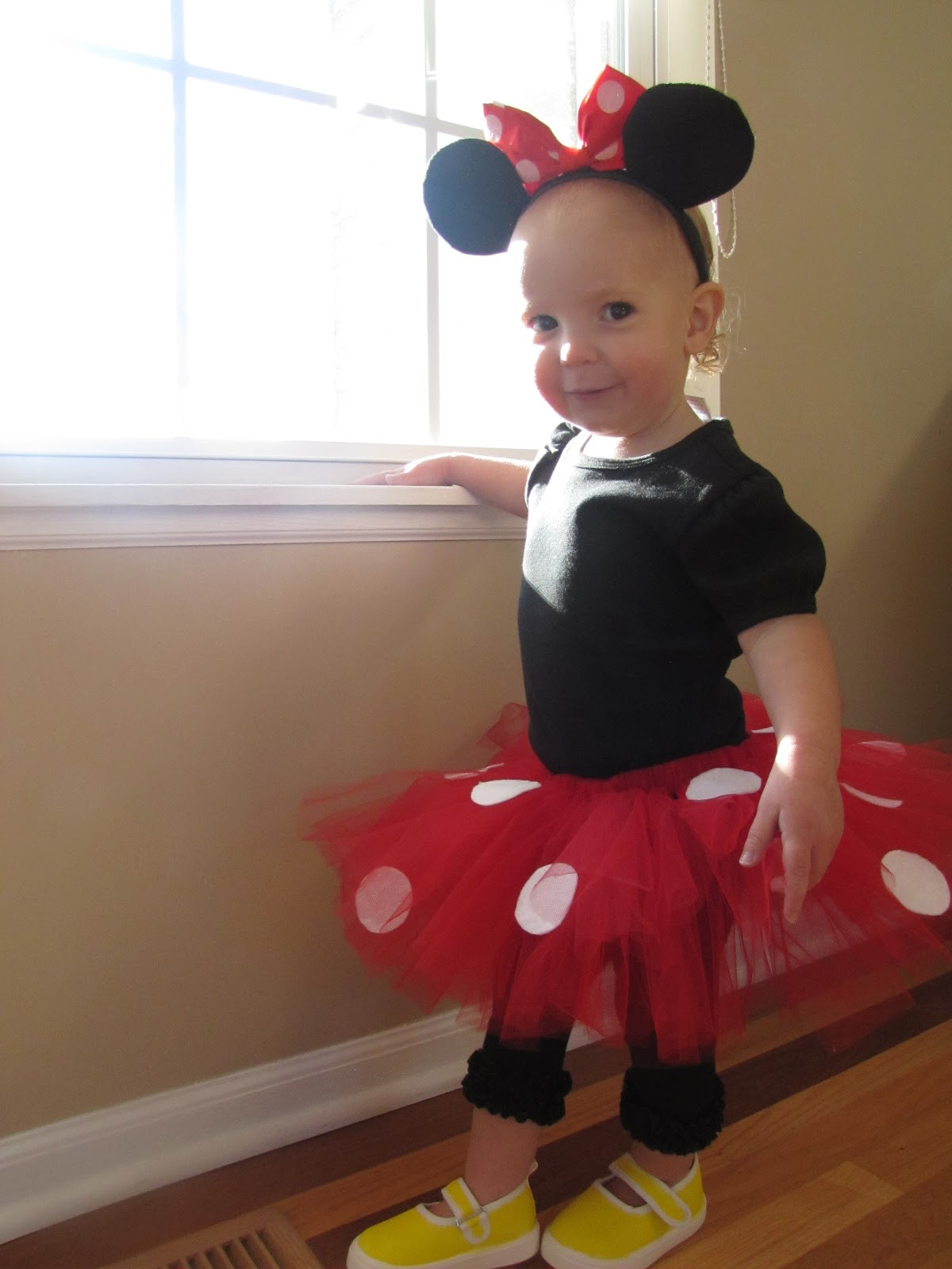 Best ideas about DIY Minnie Mouse Costume Tutu . Save or Pin DIY Minnie Mouse Tutu Now.