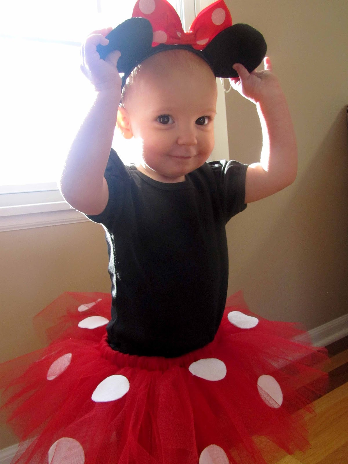 Best ideas about DIY Minnie Mouse Costume Tutu . Save or Pin Moved Permanently Now.