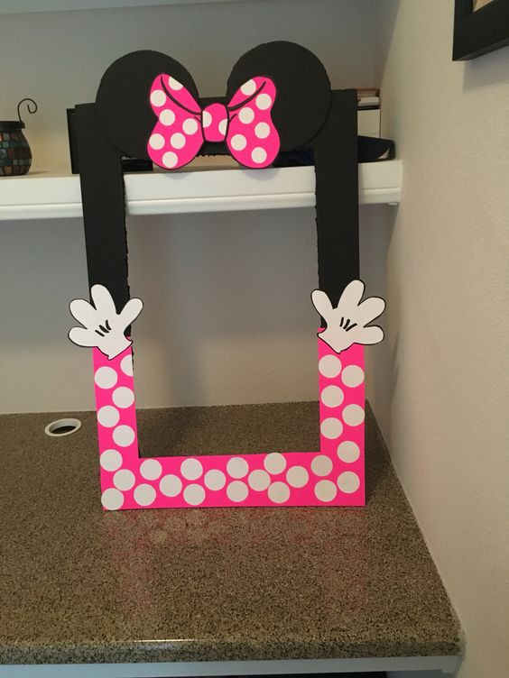 Best ideas about DIY Minnie Mouse Decorations . Save or Pin 29 Minnie Mouse Party Ideas Pretty My Party Party Ideas Now.