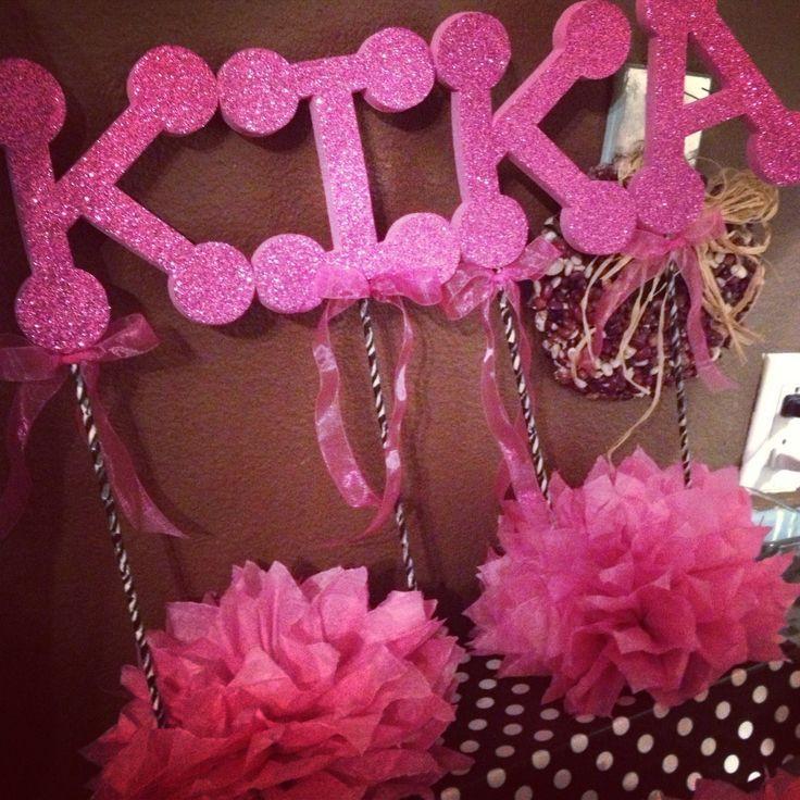Best ideas about DIY Minnie Mouse Decorations . Save or Pin DIY Minnie Mouse Decorations For Kika Now.