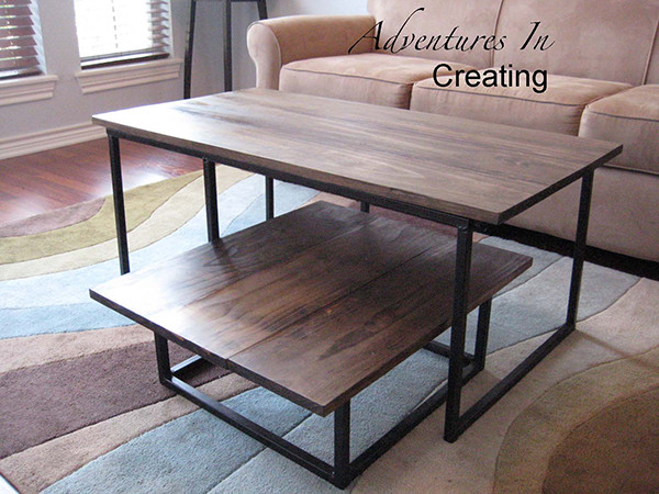 Best ideas about DIY Modern Coffee Table . Save or Pin Gorgeous DIY Coffee Tables 12 Inspiring Projects to Upgrade Now.