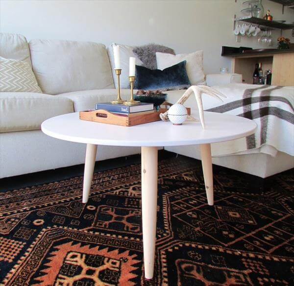 Best ideas about DIY Modern Coffee Table . Save or Pin DIY Modern Coffee Table Now.