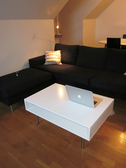 Best ideas about DIY Modern Coffee Table . Save or Pin Minimalist and modern DIY coffee table Now.