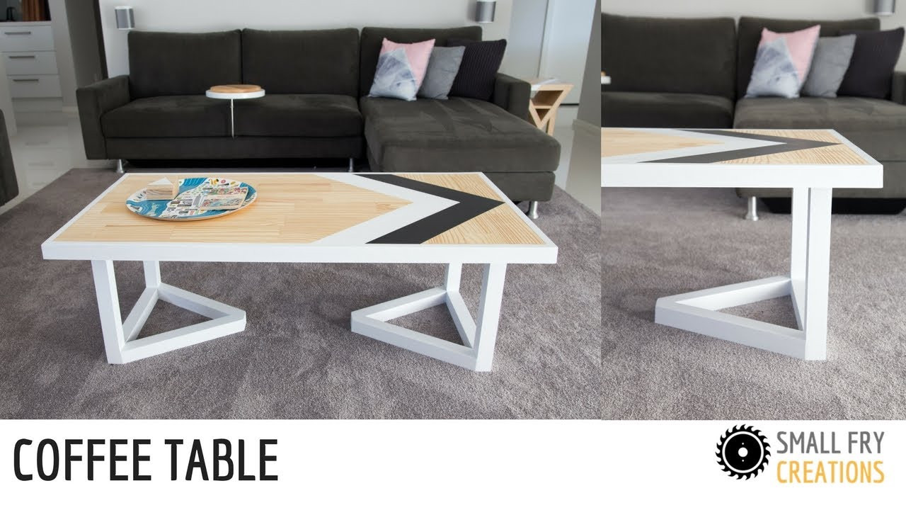 Best ideas about DIY Modern Coffee Table . Save or Pin Modern Coffee Table Now.