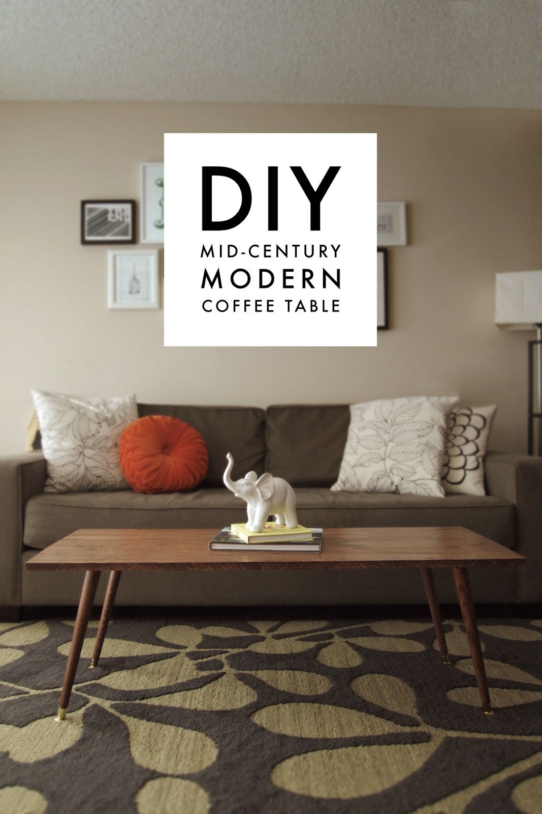 Best ideas about DIY Modern Coffee Table . Save or Pin Do It Yourself Furniture Mid Century Modern PDF Woodworking Now.