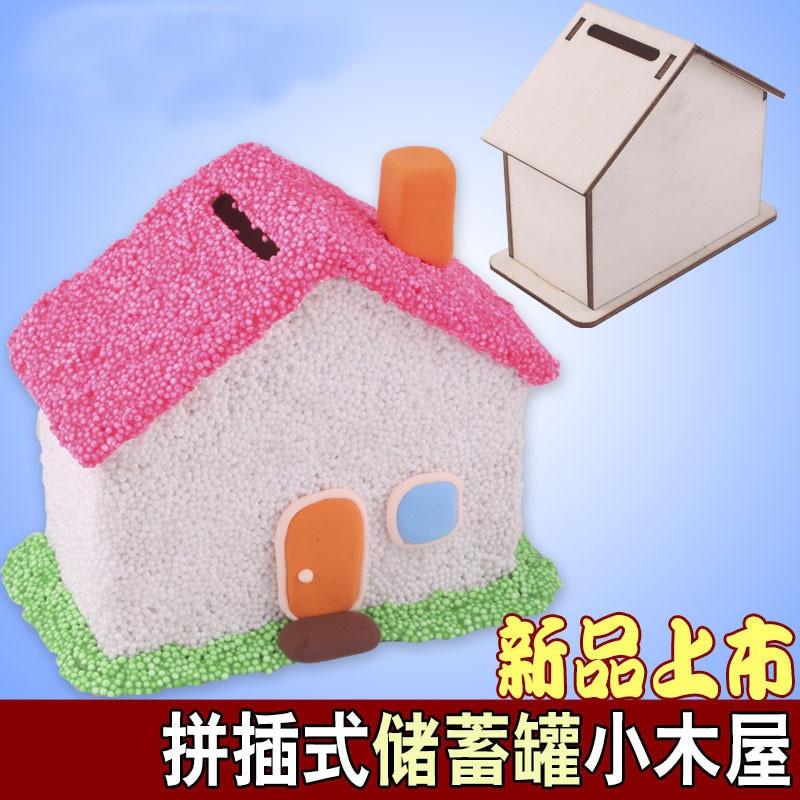 Best ideas about DIY Money Boxes . Save or Pin DIY CabinsPiggy Bank Creative Money Boxes Coin Bank Now.