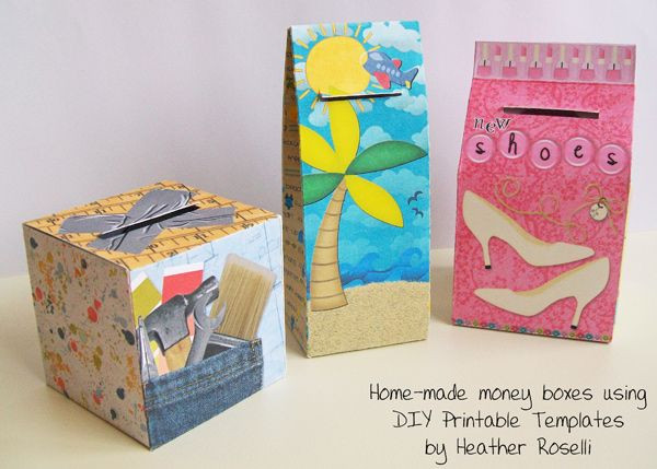 Best ideas about DIY Money Boxes . Save or Pin money box diy Pesquisa do Google Can projects Now.
