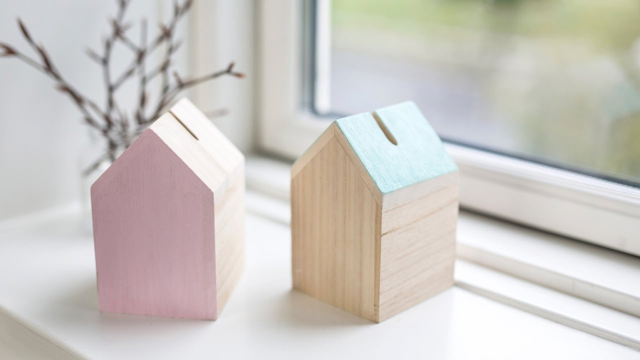 Best ideas about DIY Money Boxes . Save or Pin DIY Personal money box by Søstrene Grene Now.
