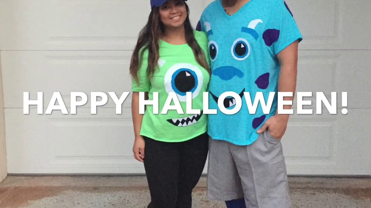 Best ideas about DIY Monsters Inc Costume . Save or Pin 10 31 16 DIY Monsters Inc Costume Now.