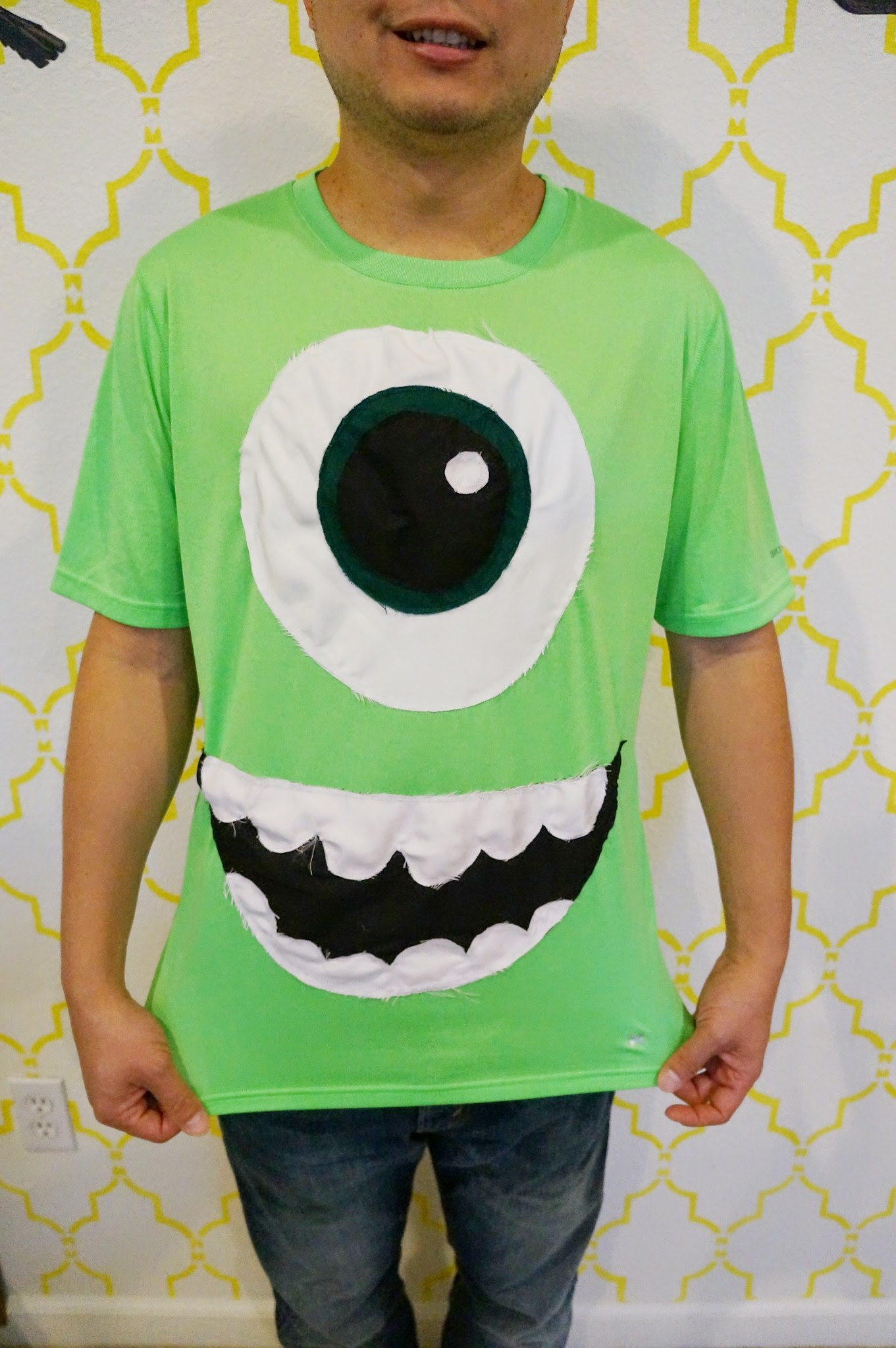 Best ideas about DIY Monsters Inc Costume . Save or Pin DIY Monster's Inc Costumes Now.