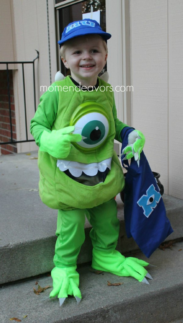 Best ideas about DIY Monsters Inc Costume . Save or Pin DIY Monsters University Family Costumes Now.