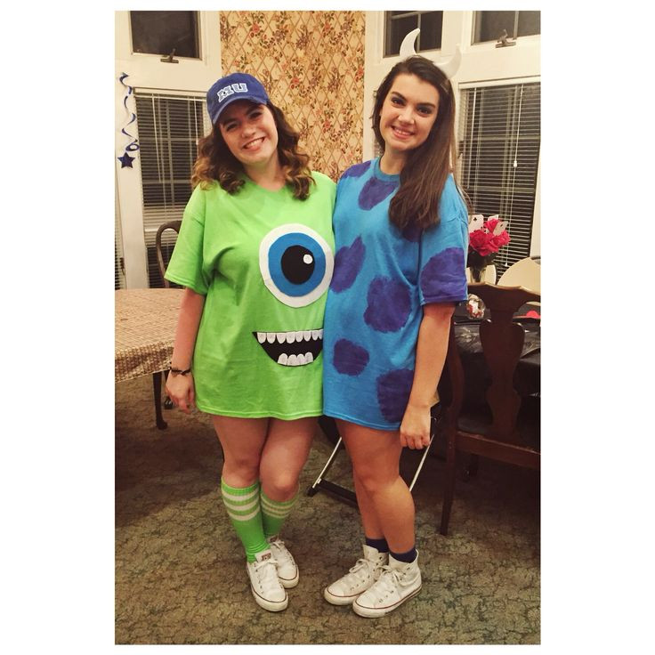 Best ideas about DIY Monsters Inc Costume . Save or Pin Monster s Inc costume DIY Holiday Fun Now.