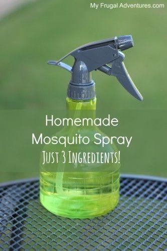 Best ideas about DIY Mosquito Yard Spray . Save or Pin Best 25 Mosquito spray ideas on Pinterest Now.