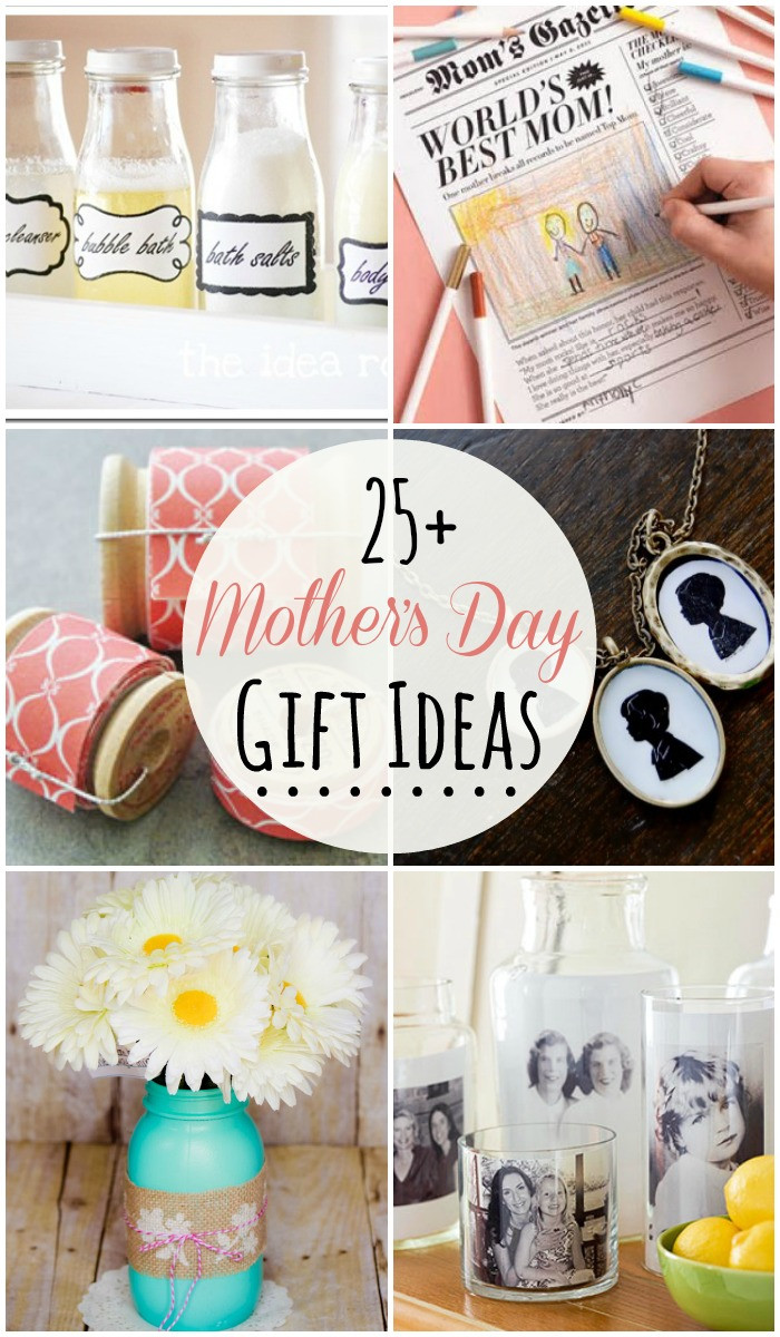 Best ideas about DIY Mother'S Day Gifts . Save or Pin DIY Mothers Day Gift Ideas Now.