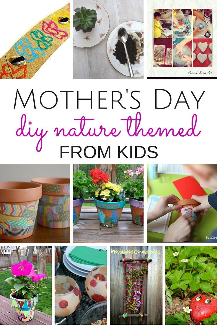 Best ideas about DIY Mothers Day . Save or Pin 148 best images about Mother s Day Ideas on Pinterest Now.