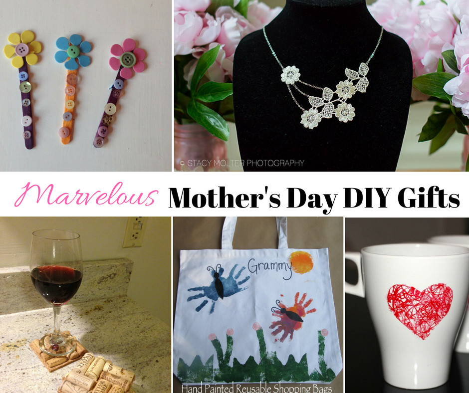 Best ideas about DIY Mothers Day . Save or Pin Homemade DIY Mother s Day Gifts and Crafts Ideas Now.