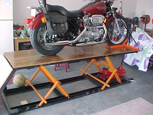 Best ideas about DIY Motorbike Lift . Save or Pin More Now.