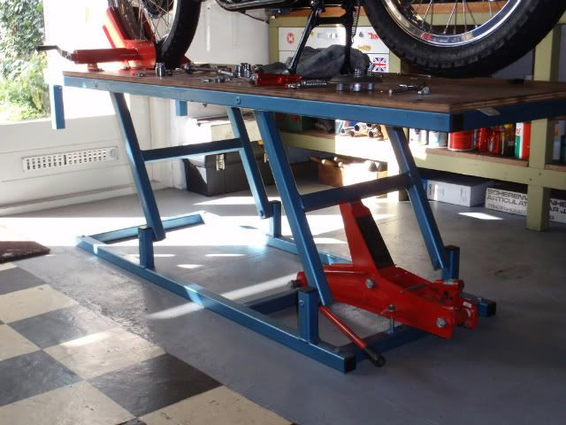 Best ideas about DIY Motorbike Lift . Save or Pin Pin by Tony G on Shop Inspirations Now.
