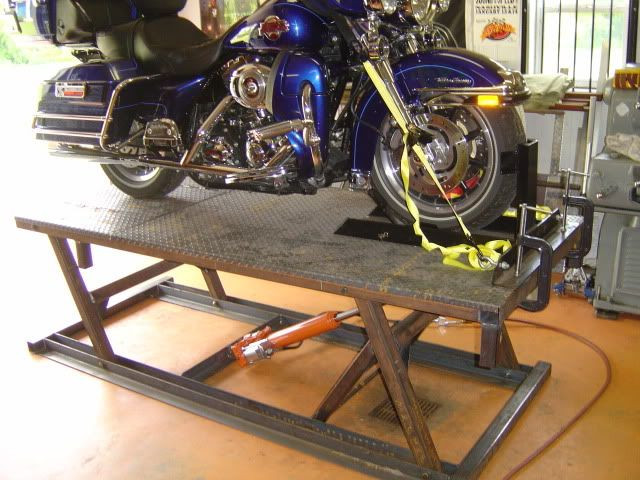 Best ideas about DIY Motorbike Lift . Save or Pin 55 best Tool Lift Table Bike ATV Mower etc images by Now.