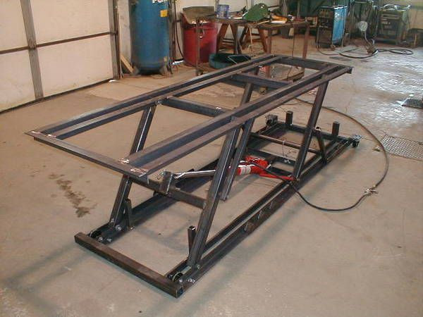 Best ideas about DIY Motorcycle Lift Table . Save or Pin DIY Motorcycle lift Tools Pinterest Now.