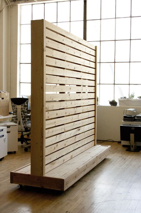 Best ideas about DIY Movable Wall . Save or Pin Rolling Wall Partition Bay Area Custom Furniture Now.