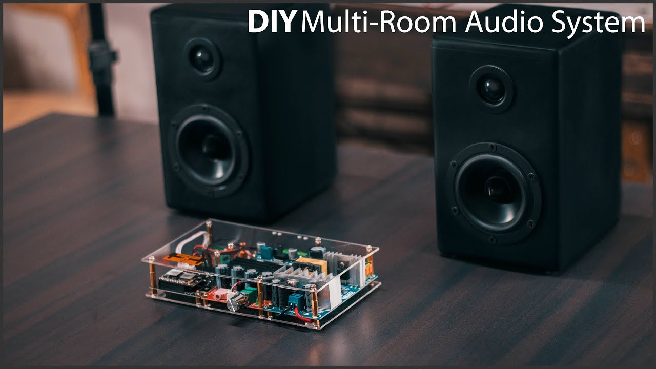 Best ideas about DIY Multi Room Audio . Save or Pin DIY Multi Room Wifi Audio System Now.