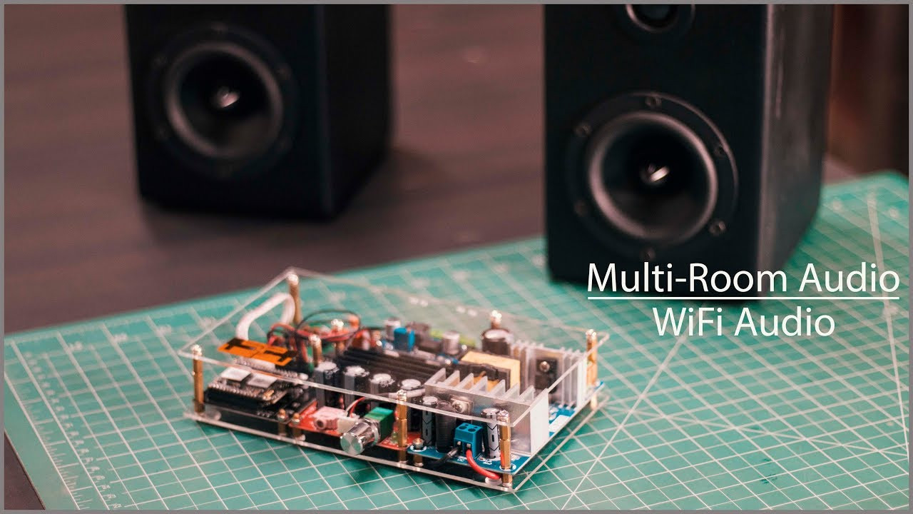 Best ideas about DIY Multi Room Audio . Save or Pin DIY Multi Room Wifi Audio System Sound Test Now.