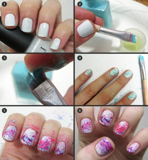 Best ideas about DIY Nail Art . Save or Pin 40 DIY Nail Art Hacks That Are Borderline Genius DIY Now.