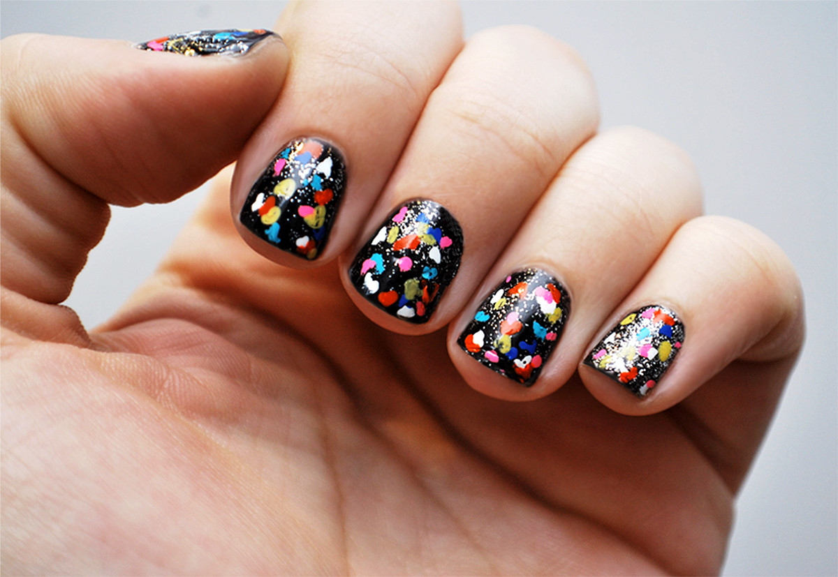 Best ideas about DIY Nail Art . Save or Pin Fourth July Nail Art That Puts The Stars In The Now.