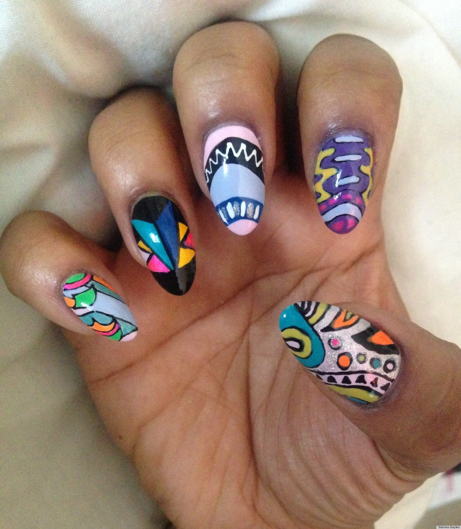 Best ideas about DIY Nail Art . Save or Pin Christmas DIY Nail Ideas And More Our Manicures From Now.