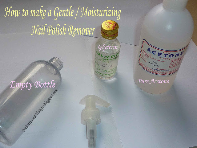 Best ideas about DIY Nail Polish Remover . Save or Pin NailArt and Things DIY Make your own Gentle Remover Now.