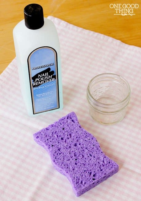 Best ideas about DIY Nail Polish Remover . Save or Pin DIY Nail Polish Remover In A Jar e Good Thing by Jillee Now.