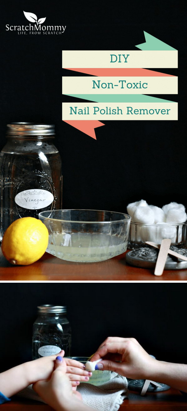 Best ideas about DIY Nail Polish Remover . Save or Pin Homemade Nail Polish Remover and Alternatives 2017 Now.