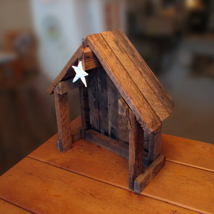 Best ideas about DIY Nativity Stable . Save or Pin 25 best ideas about Nativity Stable on Pinterest Now.