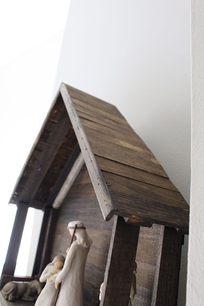 Best ideas about DIY Nativity Stable . Save or Pin 17 Best ideas about Nativity Stable on Pinterest Now.