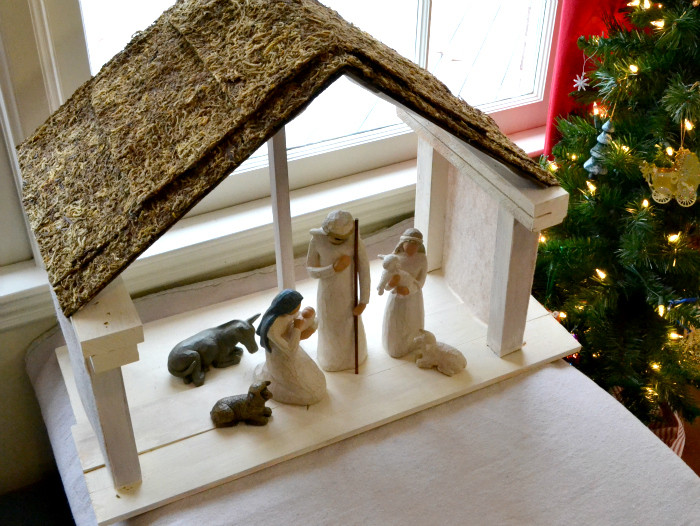Best ideas about DIY Nativity Stable . Save or Pin diy nativity stable Now.