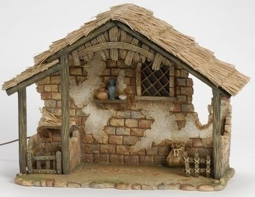 Best ideas about DIY Nativity Stable . Save or Pin Roman Fontanini 7 5 Now.