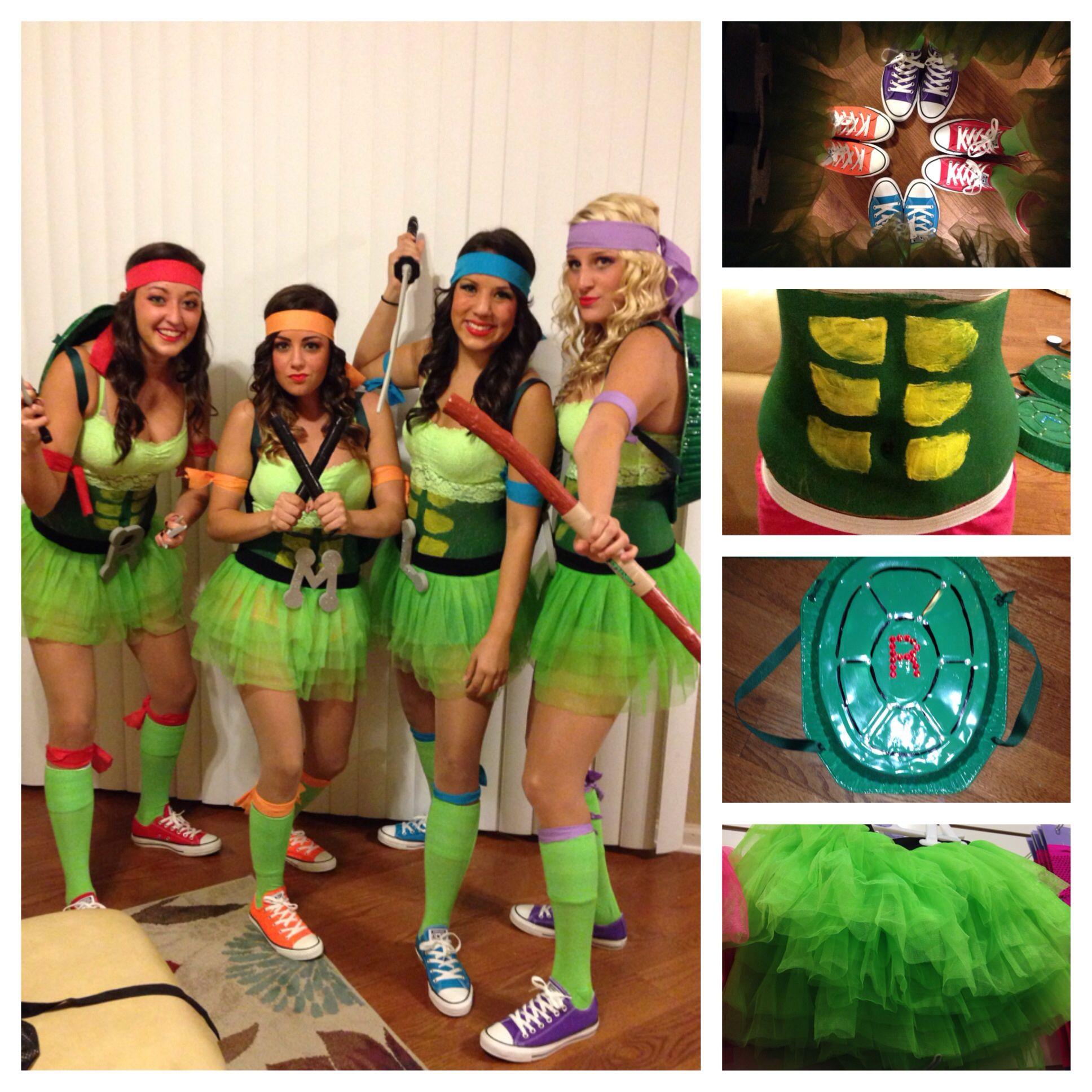 Best ideas about DIY Ninja Turtle Costume . Save or Pin ninja turtles costume DIY Crafty Pinterest Now.
