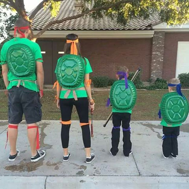 Best ideas about DIY Ninja Turtle Costume . Save or Pin 15 DIY Ninja Turtle Costume Ideas Cowabunga Now.