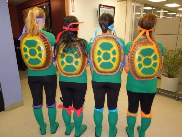 Best ideas about DIY Ninja Turtle Costume . Save or Pin 59 Homemade DIY Teenage Mutant Ninja Turtle Costumes Now.