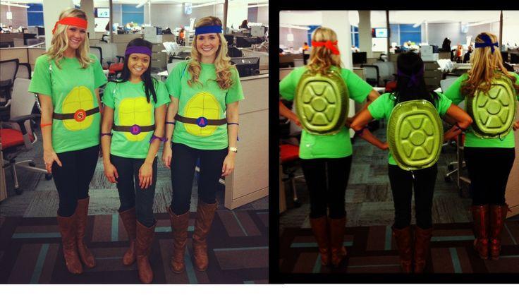 Best ideas about DIY Ninja Turtle Costume . Save or Pin Carter & I are being Ninja Turtles this year DIY Ninja Now.