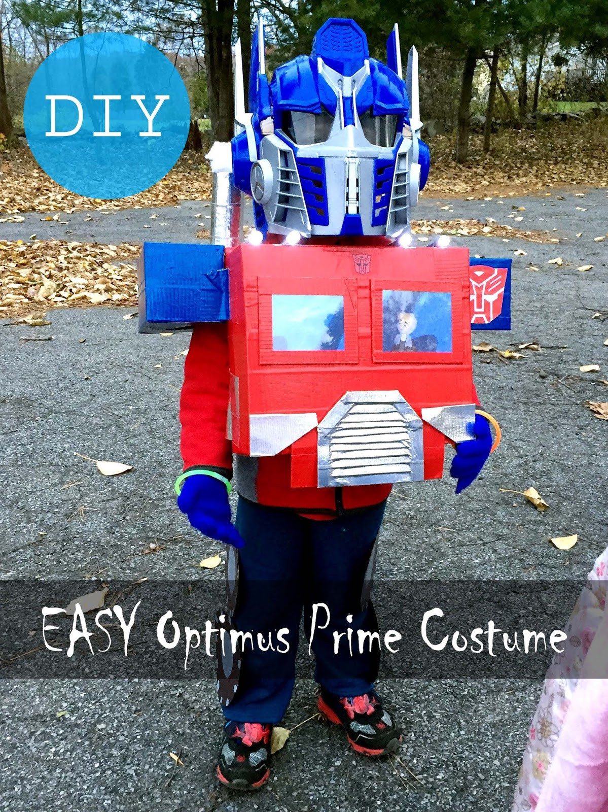 Best ideas about DIY Optimus Prime Costume . Save or Pin buckley journal EASY DIY Optimus Prime Costume Rescue Bots Now.