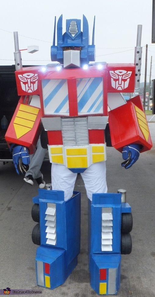 Best ideas about DIY Optimus Prime Costume . Save or Pin G1 Optimus Prime Halloween Costume Contest at Costume Now.
