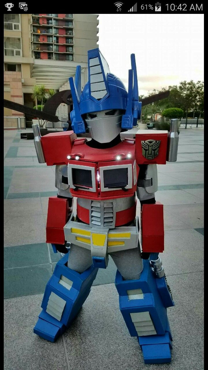 Best ideas about DIY Optimus Prime Costume . Save or Pin 10 best diy costume images on Pinterest Now.
