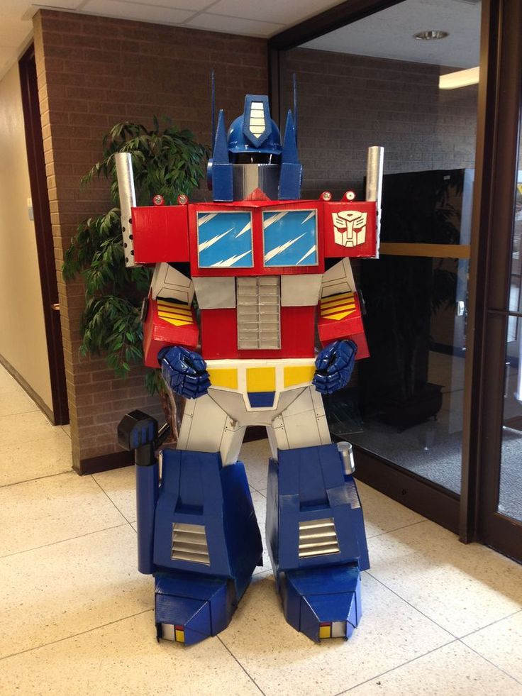 Best ideas about DIY Optimus Prime Costume . Save or Pin 646 best Costumes images on Pinterest Now.