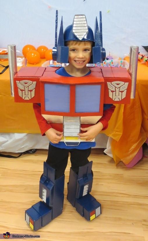 Best ideas about DIY Optimus Prime Costume . Save or Pin Awesome Optimus Prime Costume for Boys Now.